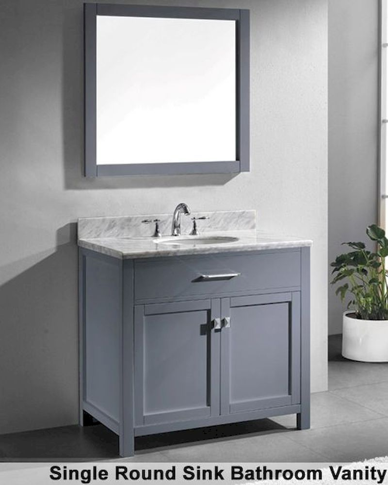 Beauty On A Budget 6 Chic And Cheap Diy Bathroom Vanity Plans Houseminds Diy Bathroom Vanity Bathroom Vanity Diy Bathroom