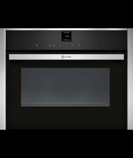C17ur02n0b Stainless Steel Built In Microwave Oven