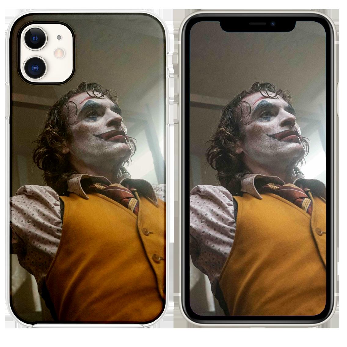 The Joker Joaquin Phoenix 5k 2019 Iphone 11 Case And Wallpaper Joker Joaquin Phoenix Iphone 11
