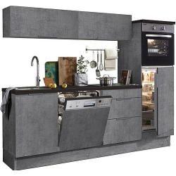 Optifit Küchenzeile Tara ohne E-Geräte Breite 240 cm Optifit
