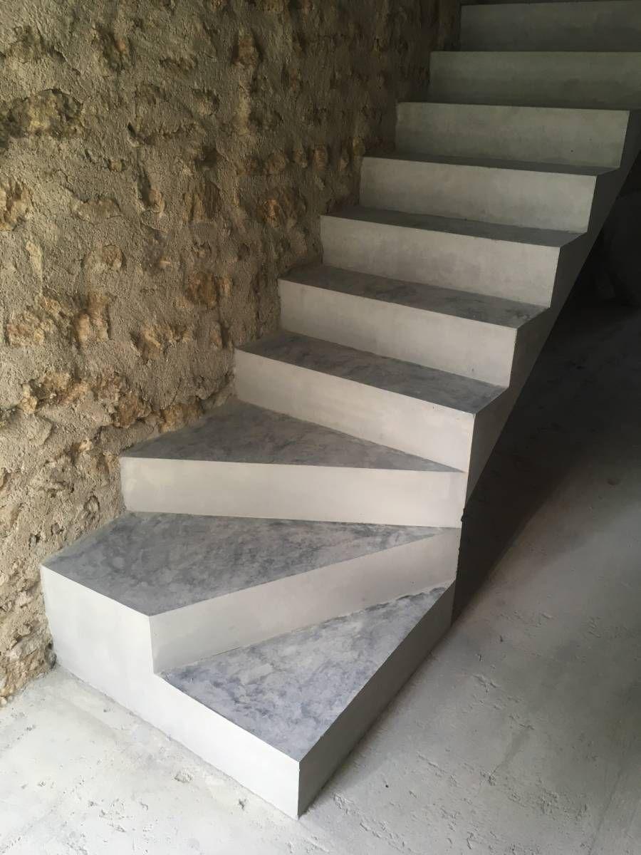 Escalier En Beton Brut De Decoffrage Escalier Beton Ricciotti Et Architecture