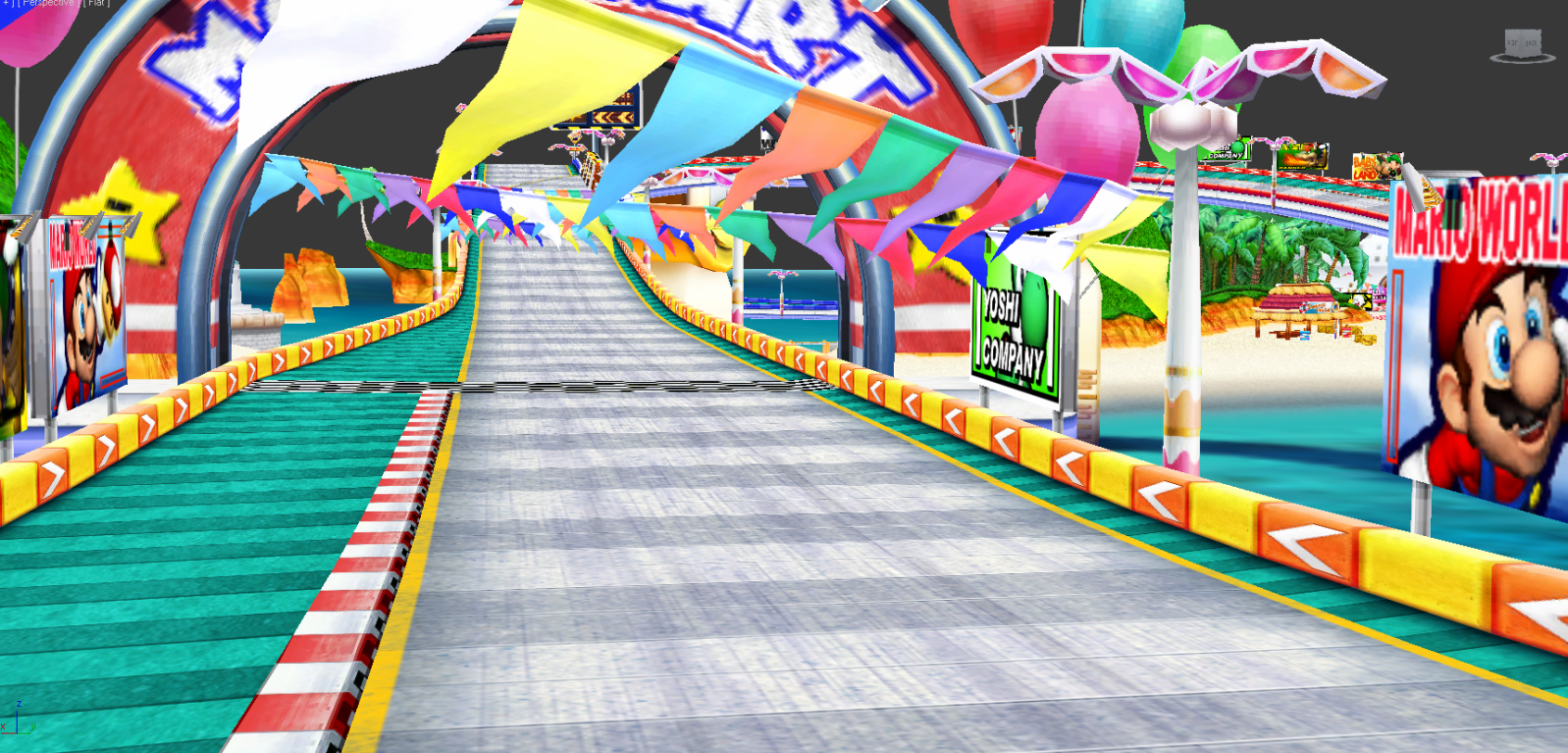 wii mario cart how to get tracks