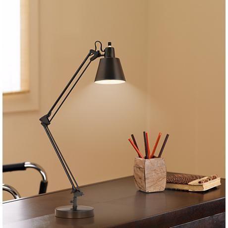 Udbina Bronze Adjustable Architect S Desk Lamp P5453 Lamps Plus In 2020 Desk Lamp Architects Desk Lamp