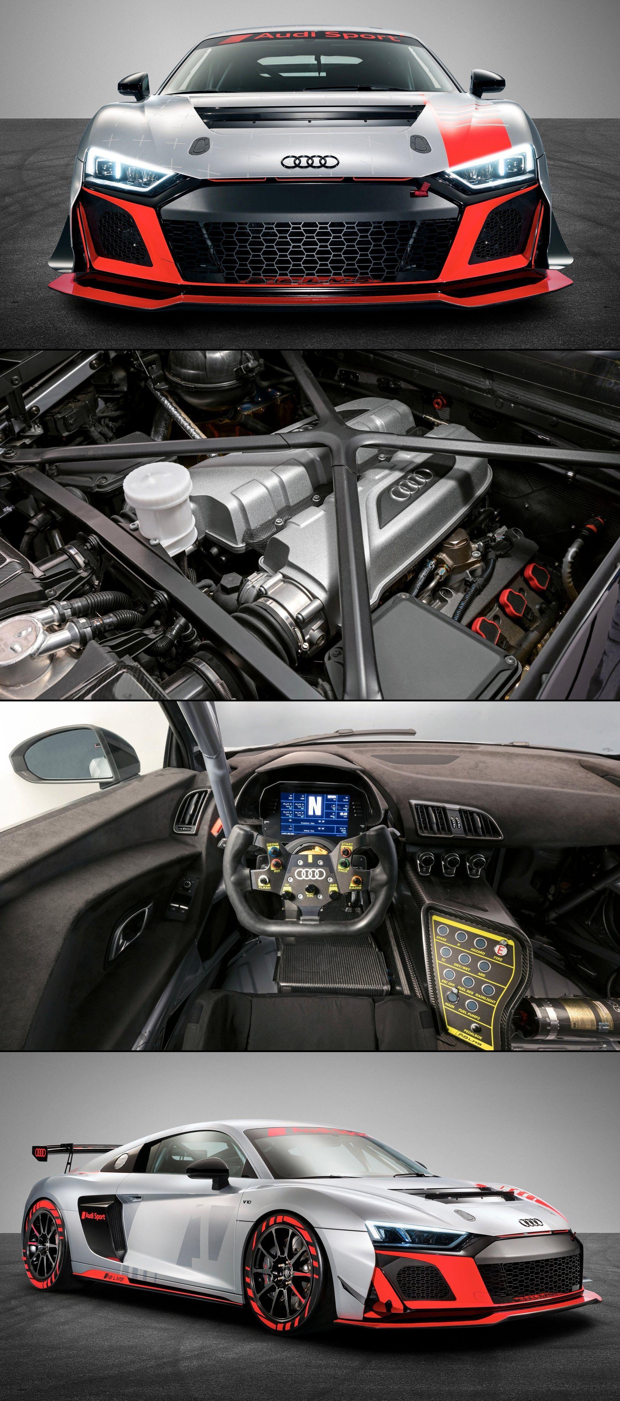 Audi R8 LMS GT4 (2020) #audir8 Audi R8 LMS GT4 (2020) #audir8