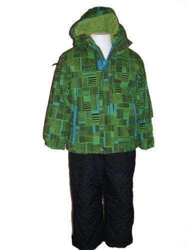 cab69a552 Boys Toddler Pulse 2 pc Snowsuit