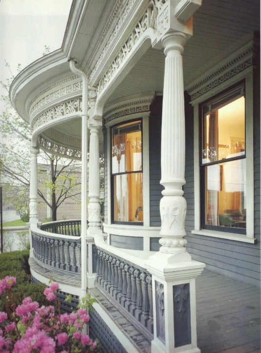 Victorian Cottage Curb Appeal