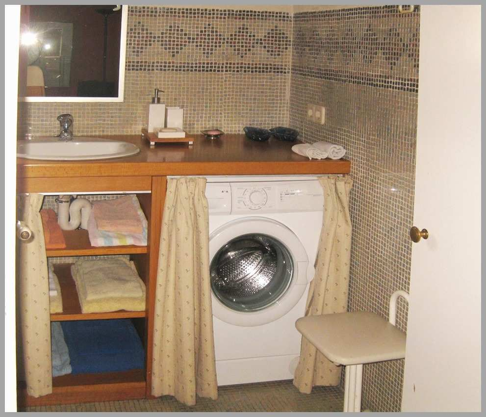 Meuble Salle De Bain Pour Machine A Laver meuble salle de bain avec machine à laver admirablement