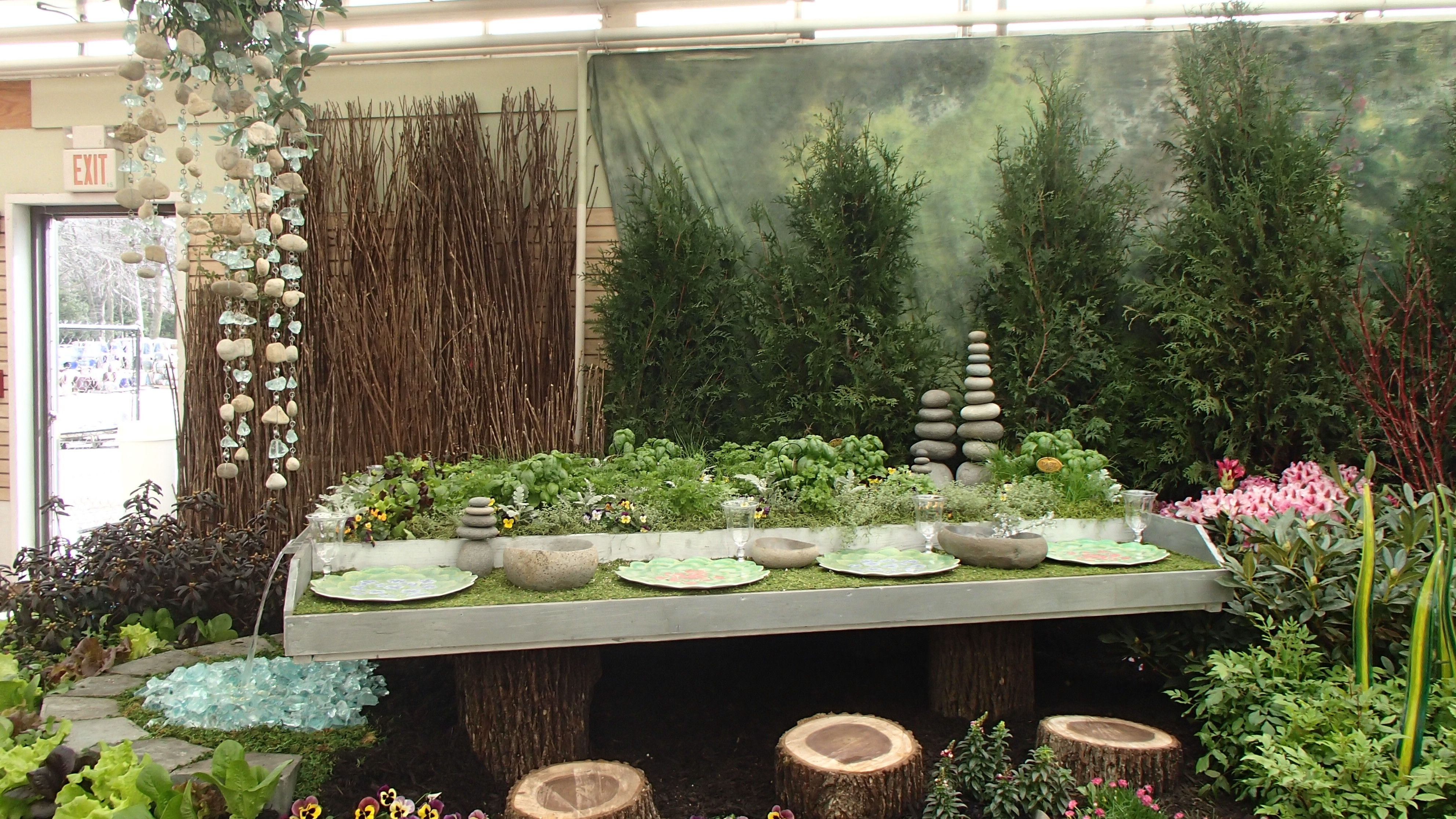 Hicks Nurseries 2016 Flower & Garden Show