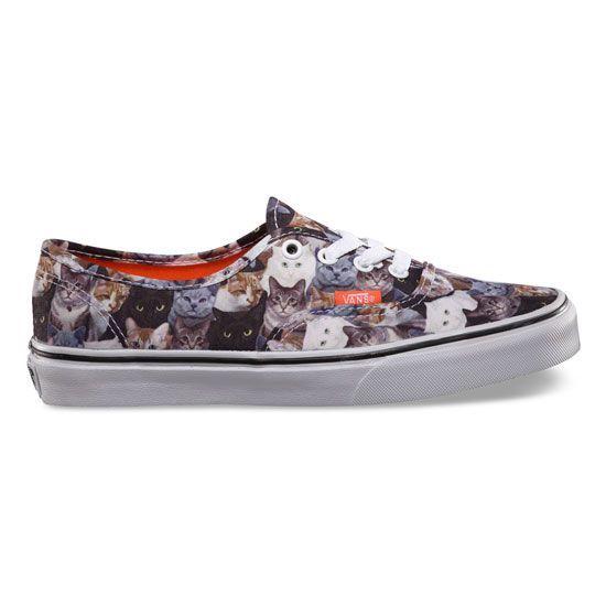 Vans #ASPCA Authentic Shoes #dogs #cats #wearetheirvoice