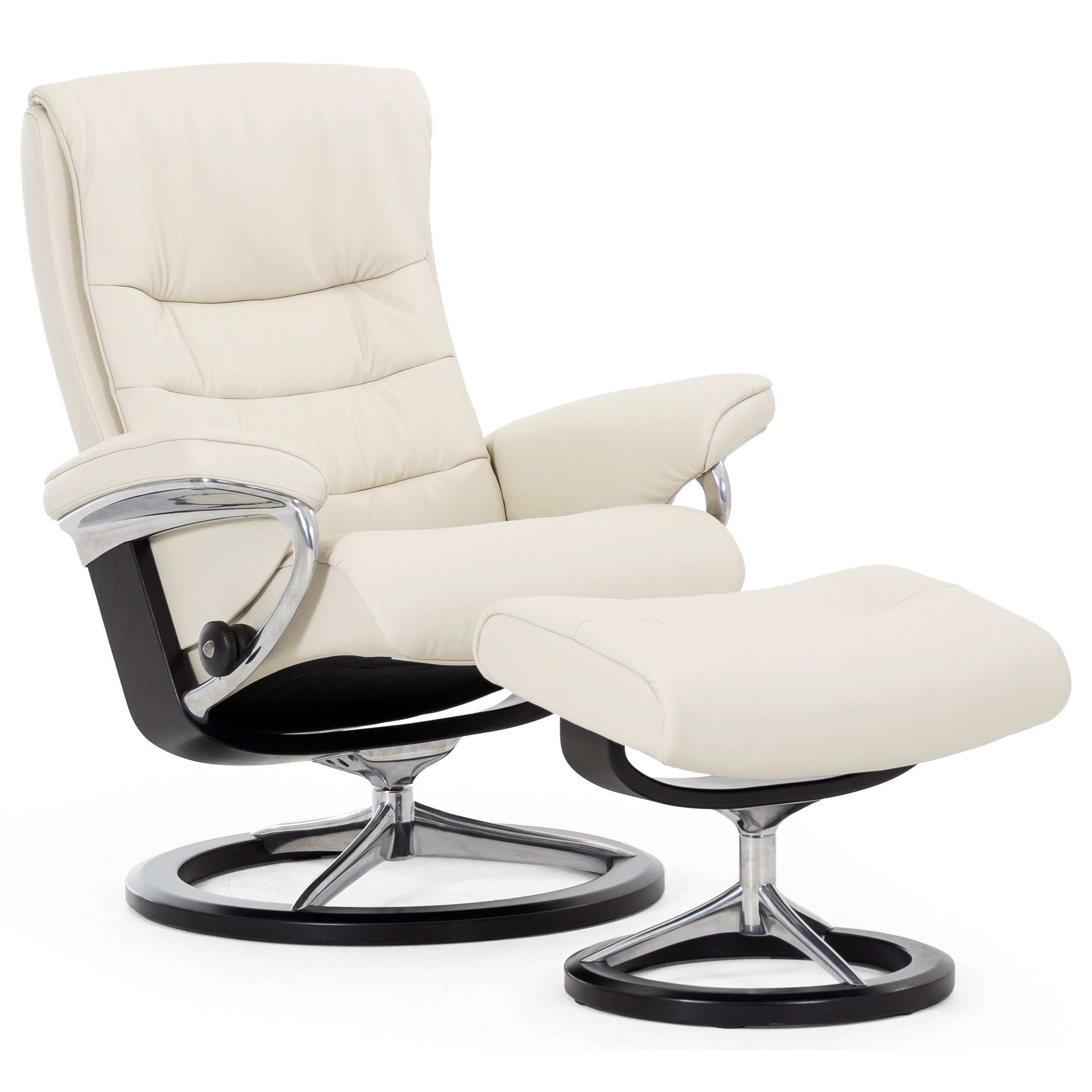 Stressless Nordic Large Signature Chair By Stressless By Ekornes