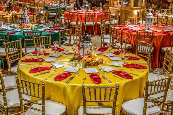 Indian Pre-Wedding Event Décor    Photography: Yogi Patel - Global Photography   Read More:  http://www.insideweddings.com/weddings/indian-wedding-with-vibrant-colors-and-gorgeous-red-roses/639/