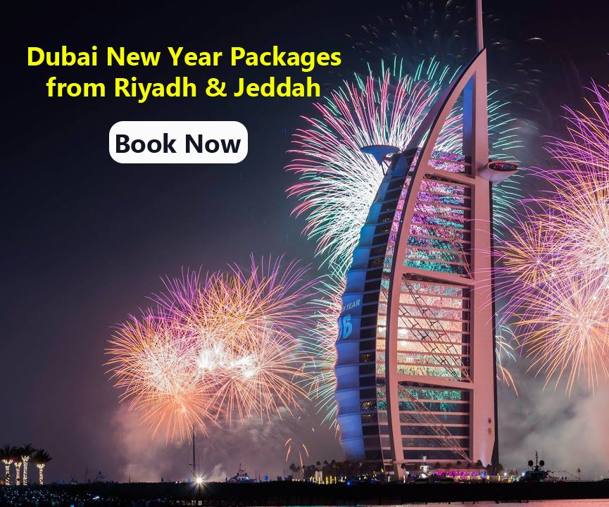 Dubai New Year Packages 2021 New year packages, Dubai