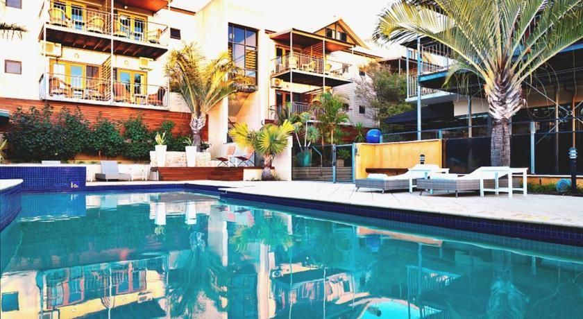Sunmoon Boutique Resort Scarborough Offers 4 Star Rooms And Self Contained Apartments 100 Metres From Beach