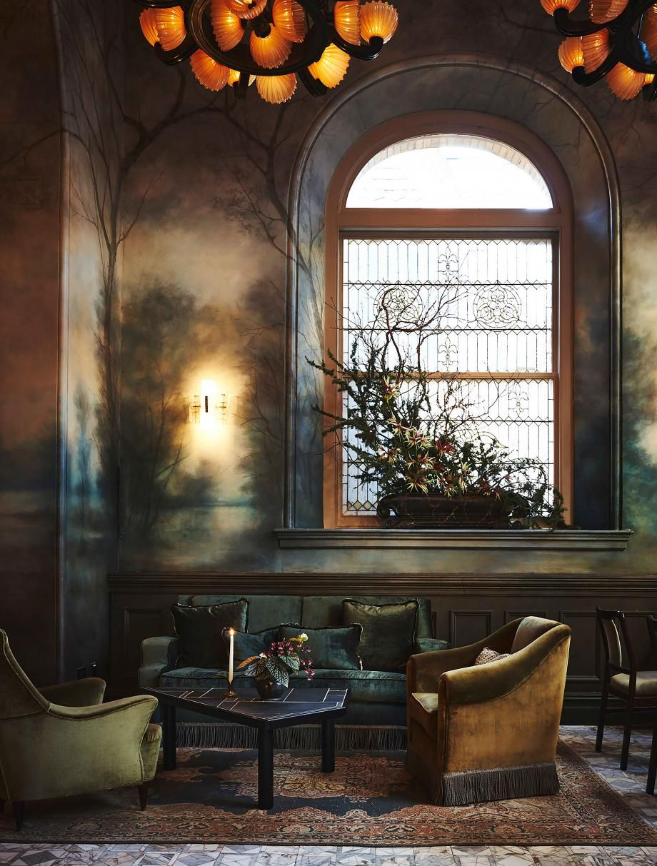 Roman And Williams Imbues An Impressionistic Glow On Verōnika At Fotografiska Roman And Williams Photography Exhibition Mission House