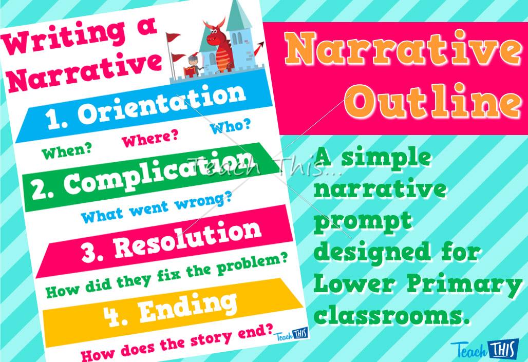 Narrative Outline | English | Pinterest | Outlines, Classroom ...