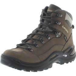 Photo of Lowa 320945-0718 Renegade Gtx Mid Ws Kiesel Women's Hiking Hiking Boots – Beige Lowa
