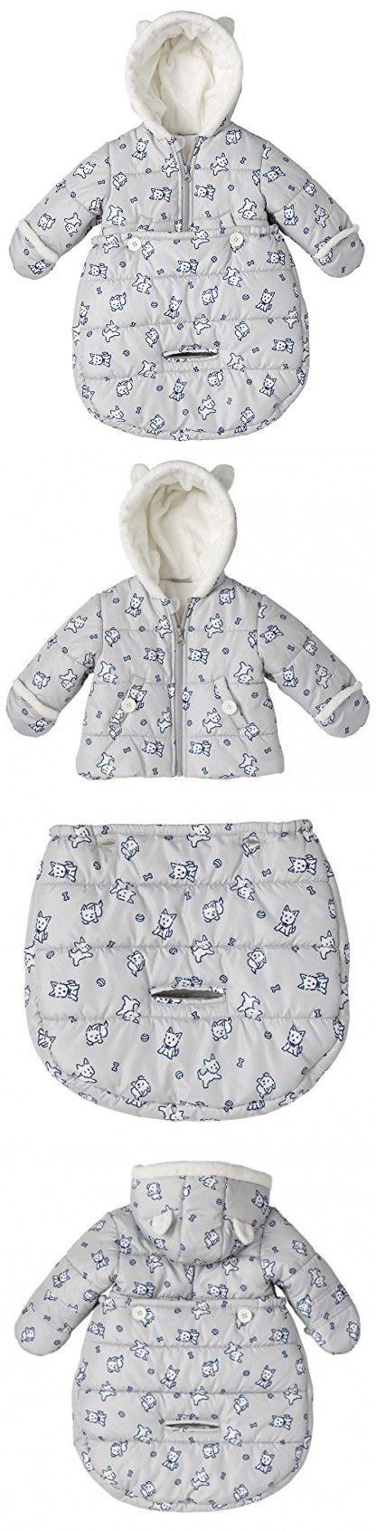 0f383ac89 London Fog Newborn Infant Baby Girl Boy Puffer Carbag Pram Bag Snowsuit  Bunting
