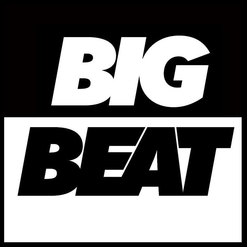 Drum Beat Music Beats Typography Inspiration Music Logo