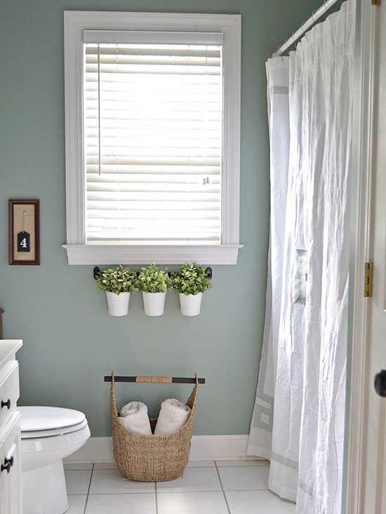 Easy Diy Bathroom Projects Bathrooms Remodel Bathroom Makeover Painting Bathroom