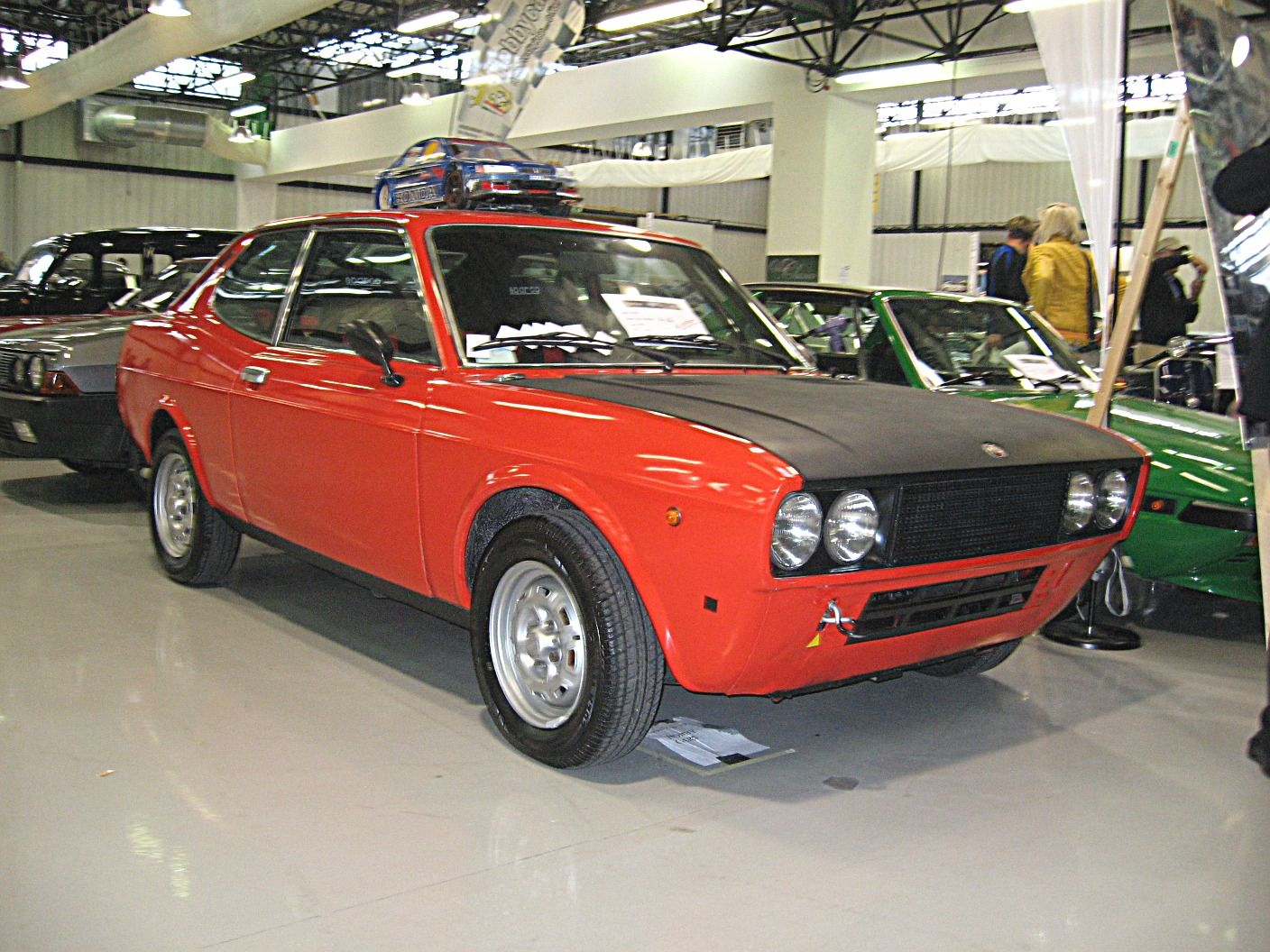 fiat cars race sl pinterest and old car school pin imports