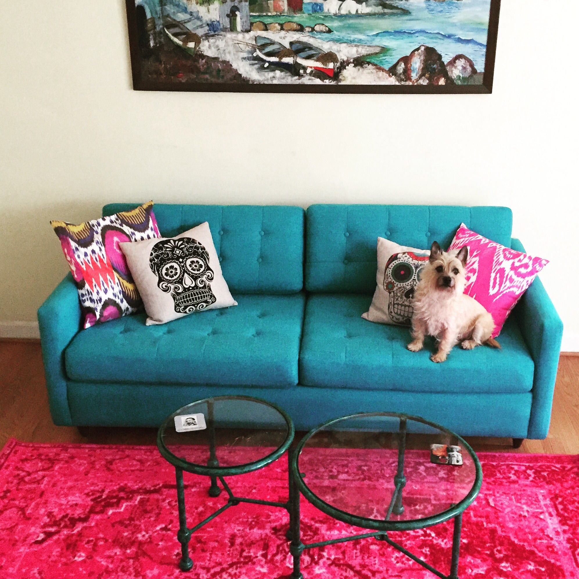 Joybird Eliot Sleeper Sofa From Samantha S
