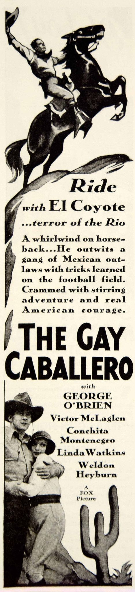 Watch The Gay Caballero Full-Movie Streaming