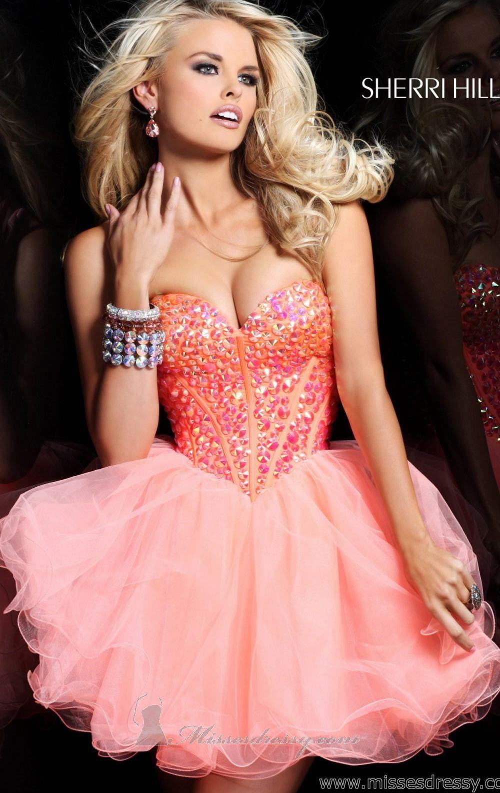 Sherri Hill 21101 Dress - MissesDressy.com