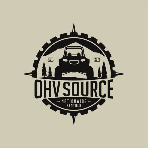 Help Us Design A Clean And Current Logo For Our Atv Rental