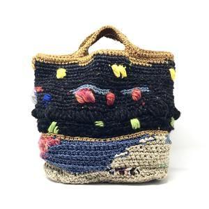 Borsa uncinetto/ crochet bag/boho style/ hippy style | Etsy