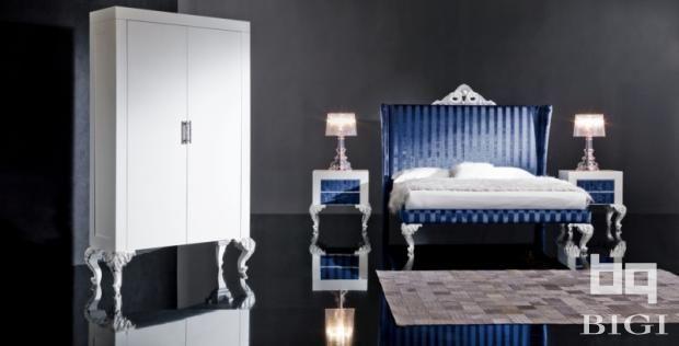 Minimal Baroque 5 barokk olasz hálószoba bútor – Bigi Home Design ...