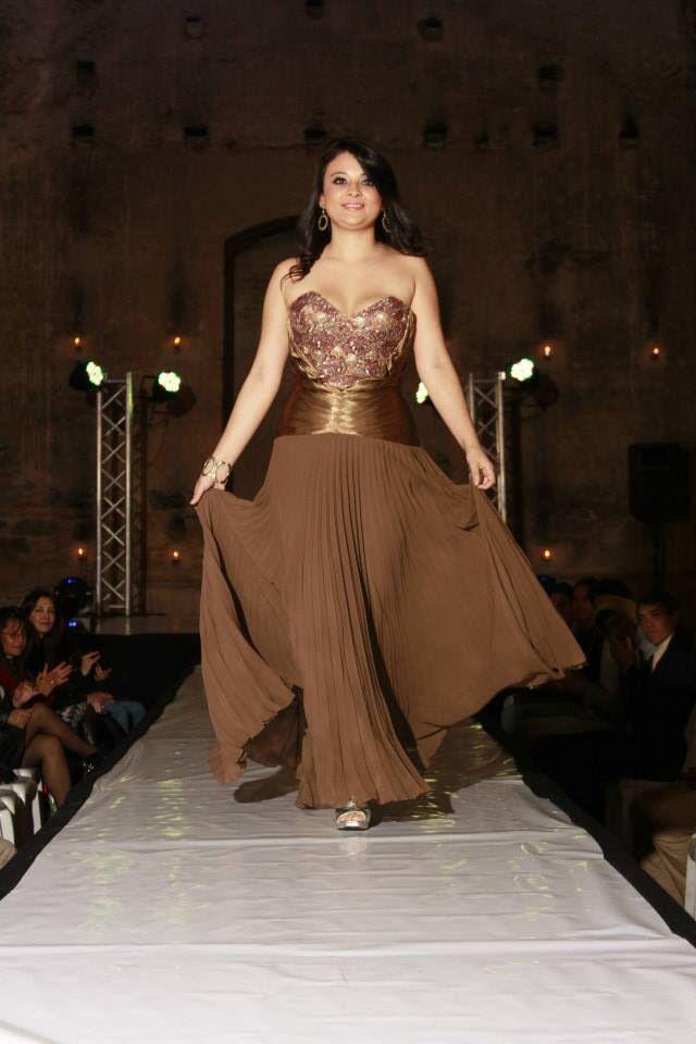 Miss Intercontinental Guatemala Fashion Show 2013