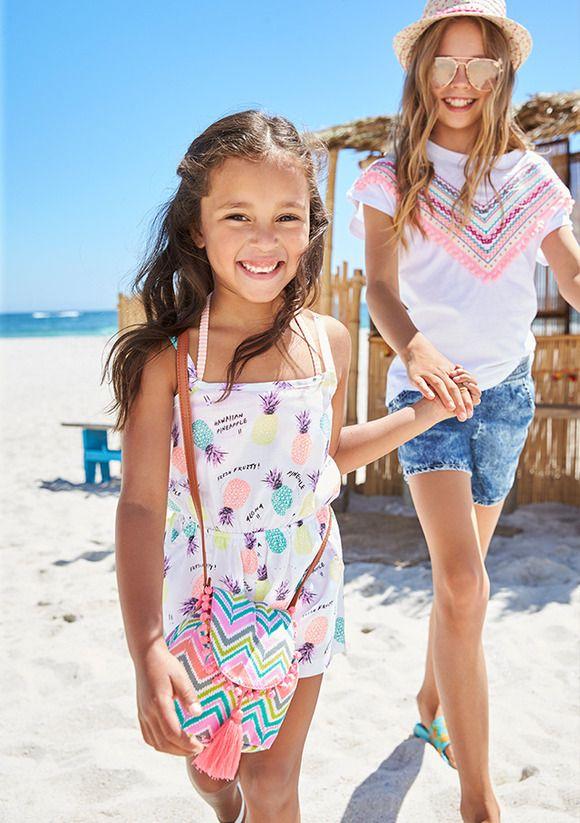 f4146f724 moda infantil verano 2016  modainfantil  ropaparaniños Kids Outfits Girls