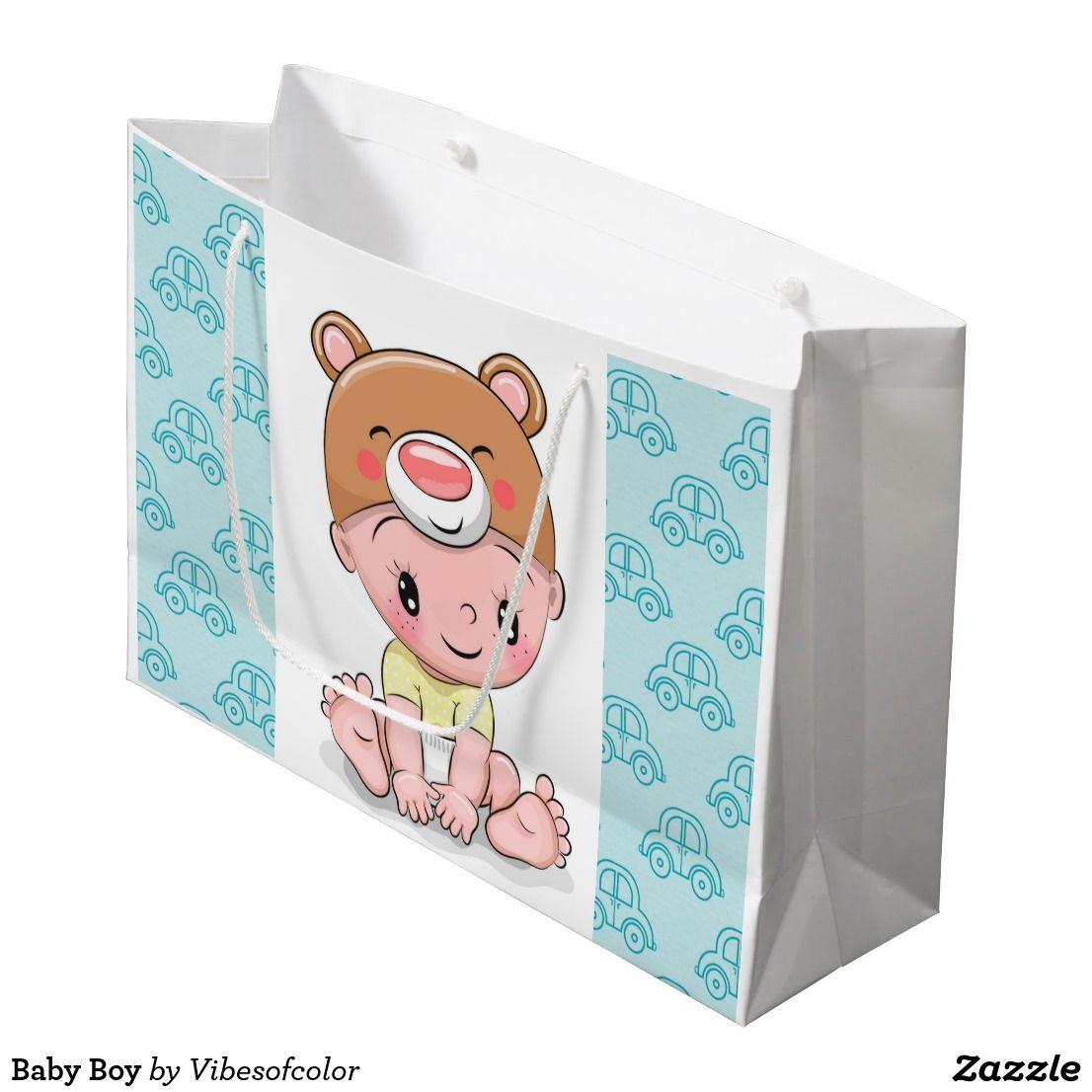 Baby boy large gift bag large gift bags