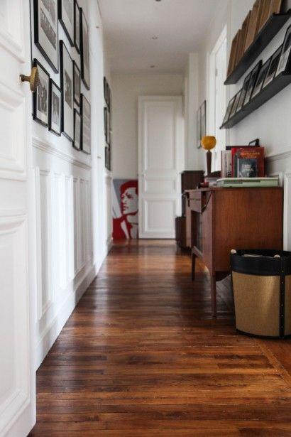 para nuestro pasillo decoracion Pinterest Pasillos, Coser y