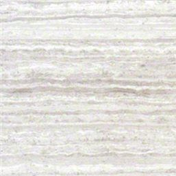 White Oak Limestone Tile Shower Walls