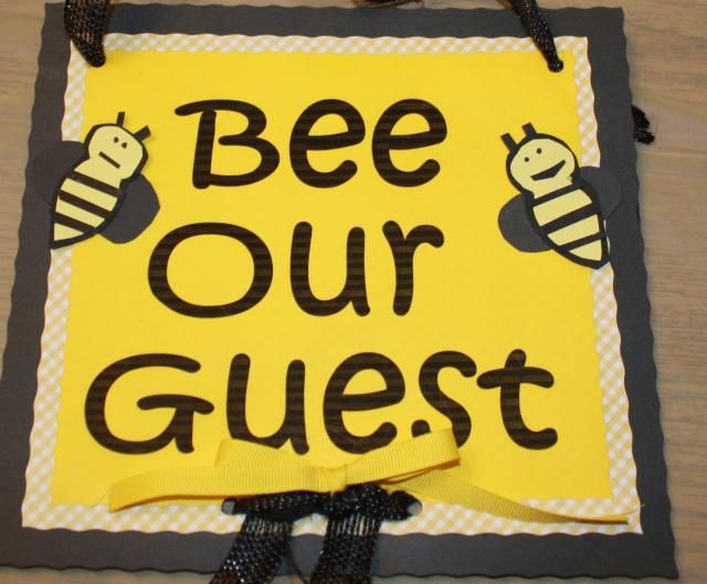 How to Make a Bumble Bee Craft Foam Visor – Bumble Bee Party Invitations