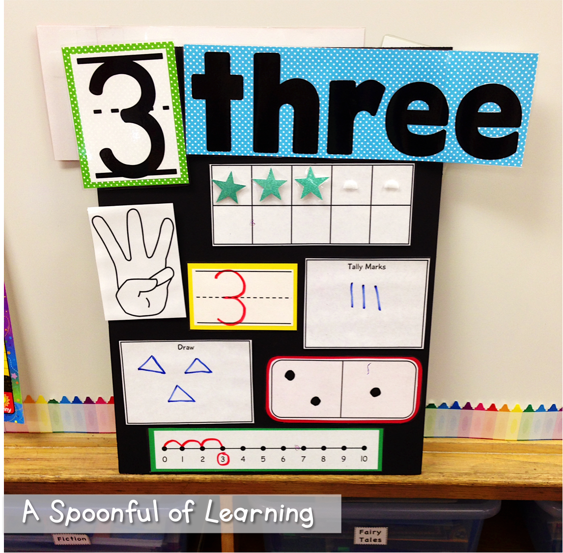 A Spoonful Of Learning Goldilocks And The Three Bears Freebies