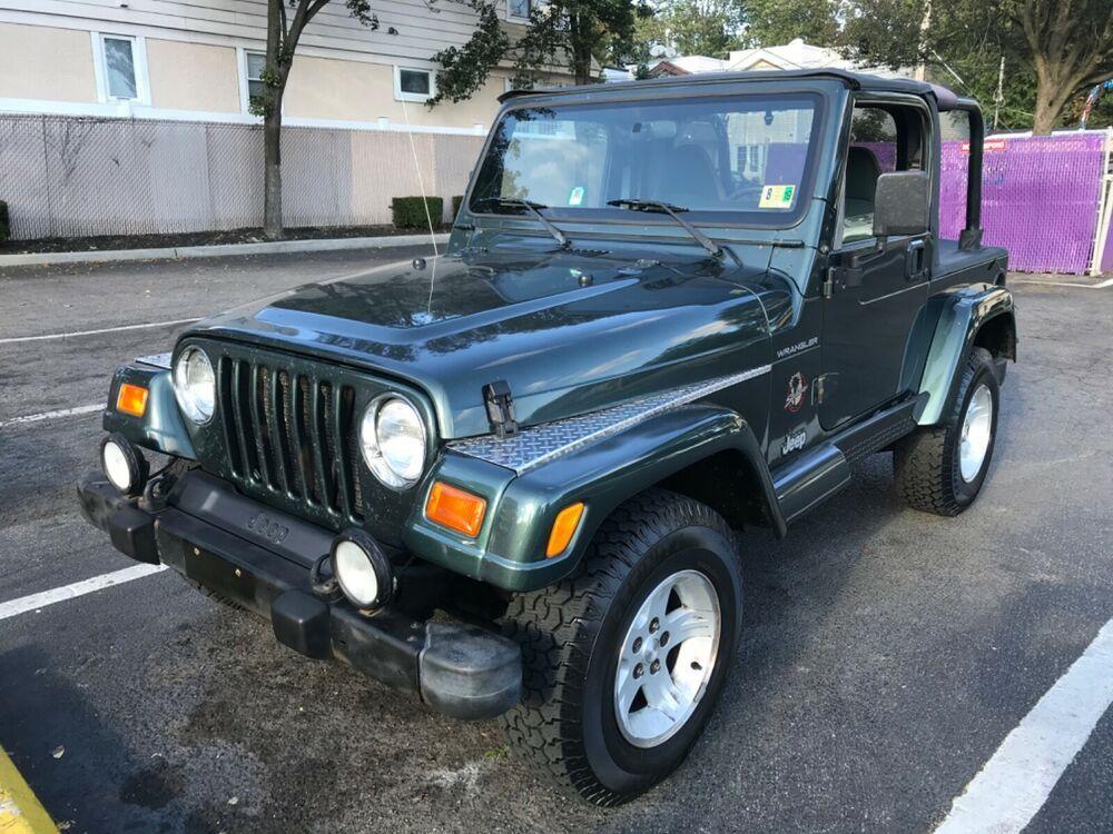2002 Jeep Wrangler in 2020 2002 jeep wrangler, Jeep