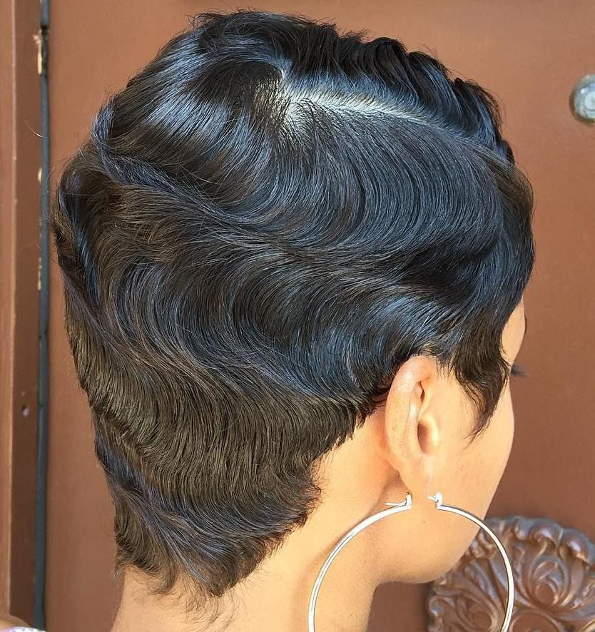 60 Great Short Hairstyles For Black Women Hair Styles Short Hair Styles Short Hair Styles African American
