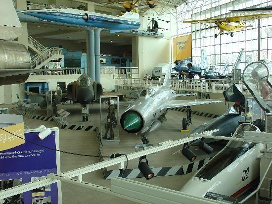 Boeing Museum