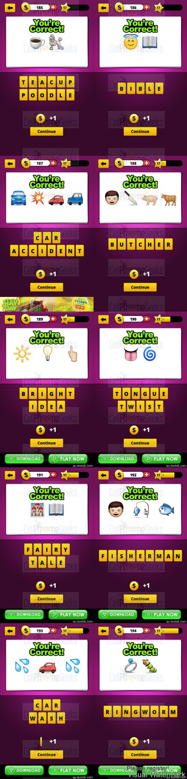 Guess The Emoji Level 17 Answers Cellphonegeeks Guess The Emoji Answers Guess The Emoji Emoji Answers