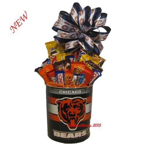 Sweets for the sports fan gift basket chicago gift baskets explore gift baskets chicago and more negle Gallery
