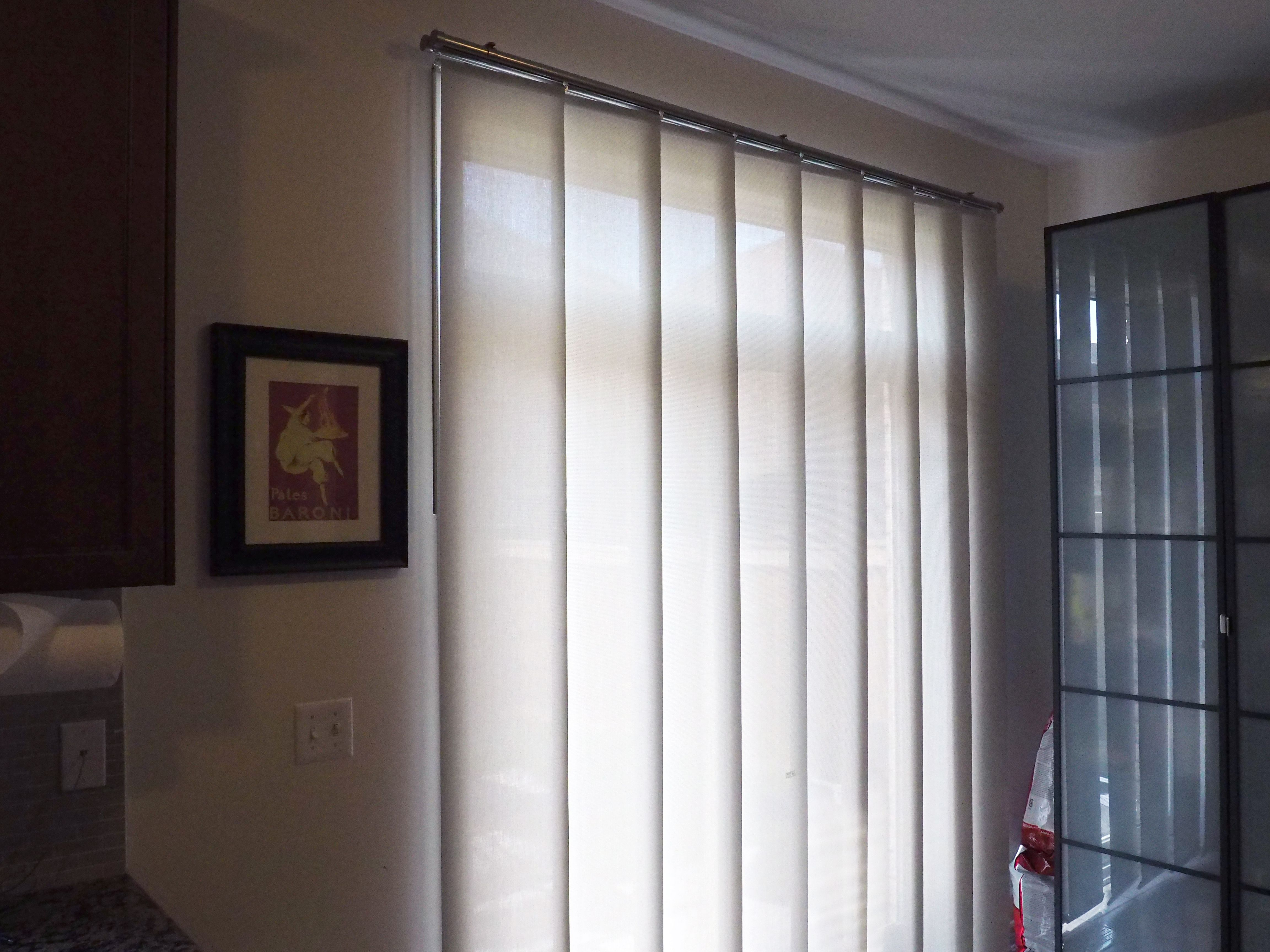Charmant Panel Track Blind Custom Made Blinds Blinds To Go Within Proportions 1650 X  1100 Panel Track Blinds For Sliding Glass Doors