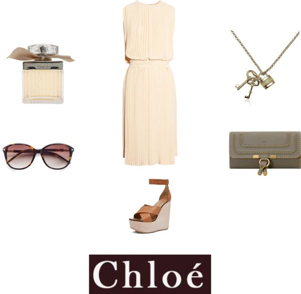 """Chloé"" by jormit ❤ liked on Polyvore"