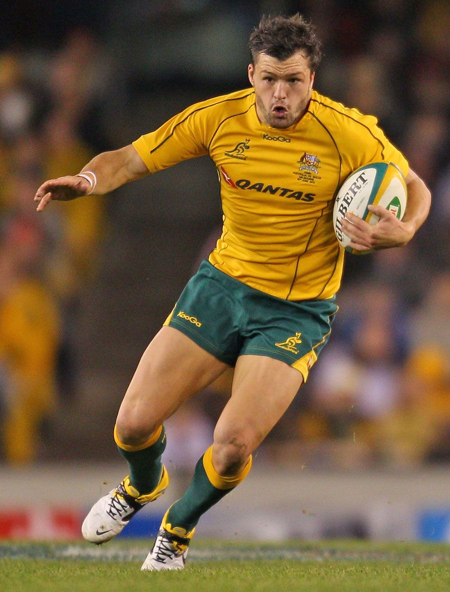 Australia s Adam Ashley Cooper Rugby Pinterest