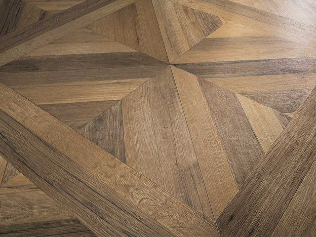 Pavimento in gres effetto legno a cassettoni gres for Pavimento ceramica effetto parquet
