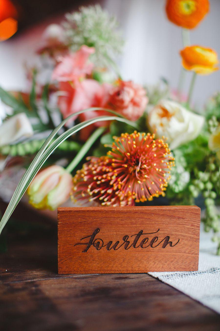 Photography : Our Labor of Love   Calligraphy : Mon Voir   Event Planning : Bash Please   Floral Design : La Musa de las Flores Read More on SMP: http://www.stylemepretty.com/destination-weddings/2016/09/12/colorful-destination-wedding-in-mexico/