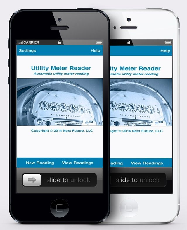 Finally! A meter reading App to submit your electricity or water