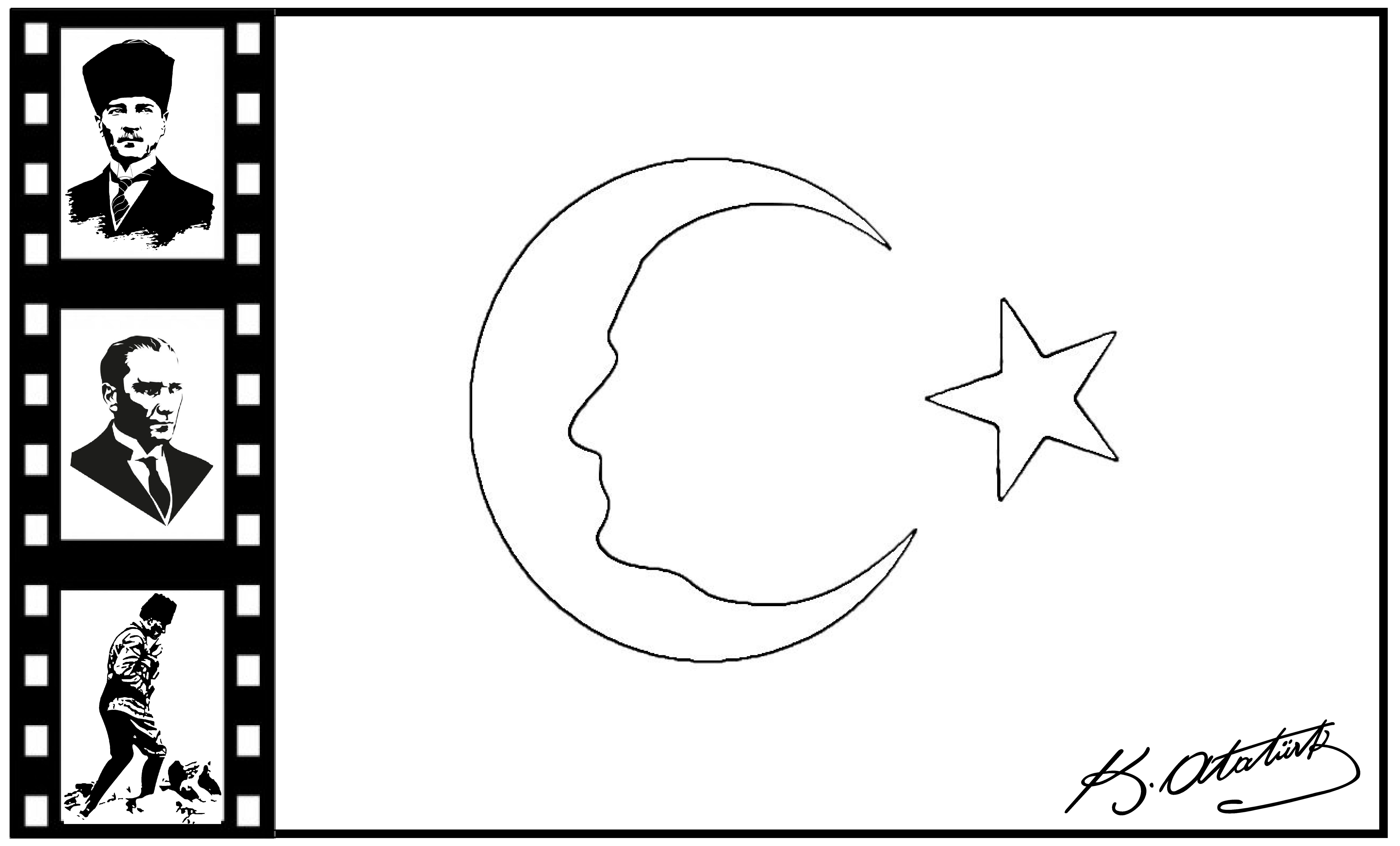 Pinar Turk Adli Kullanicinin Ataturk Panolari Panosundaki Pin