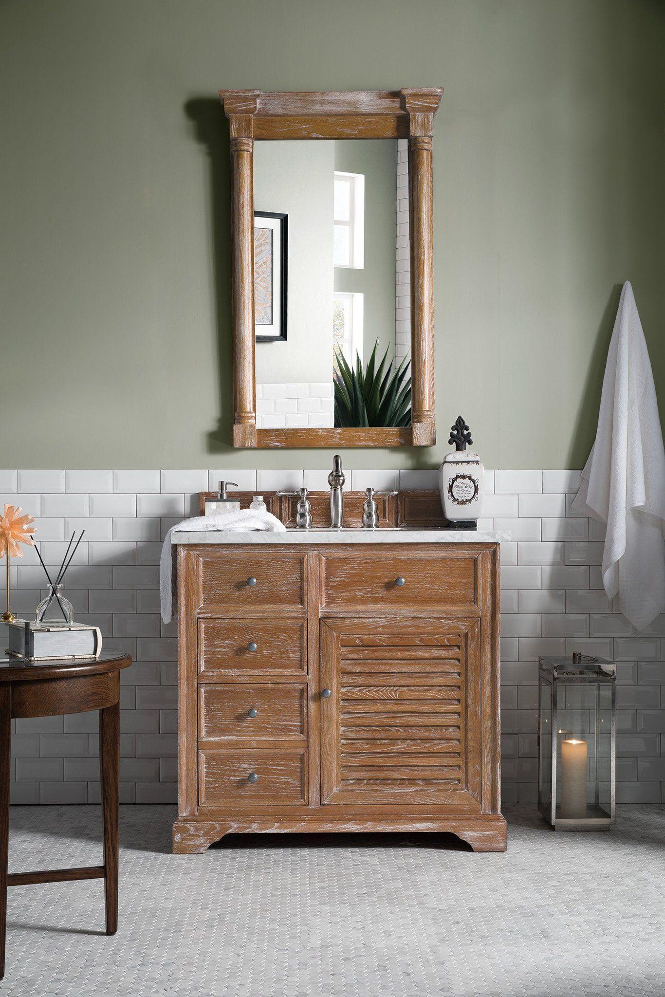 Savannah 36 Single Bathroom Vanity Single Bathroom Vanity
